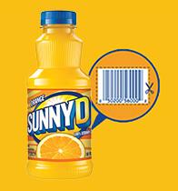 sunny-d-labels