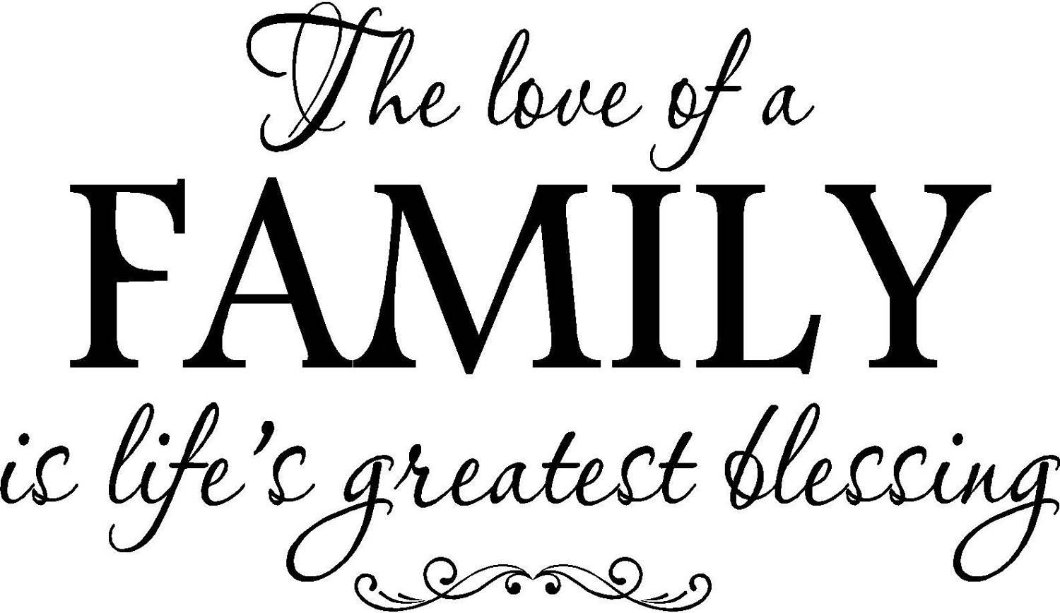 the-love-of-a-family